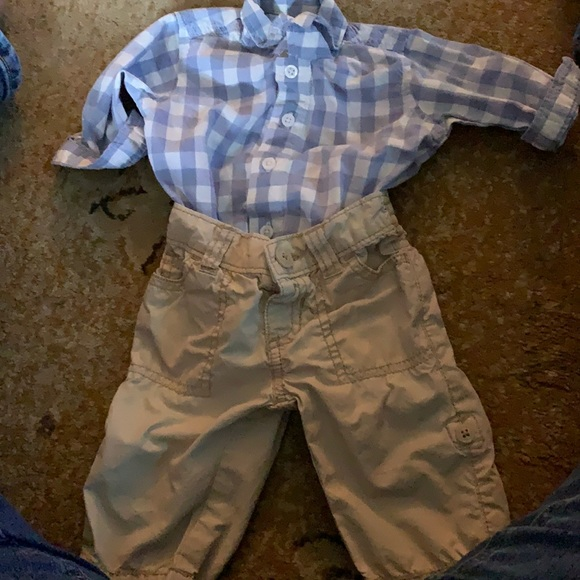 Boys 0-3 outfit